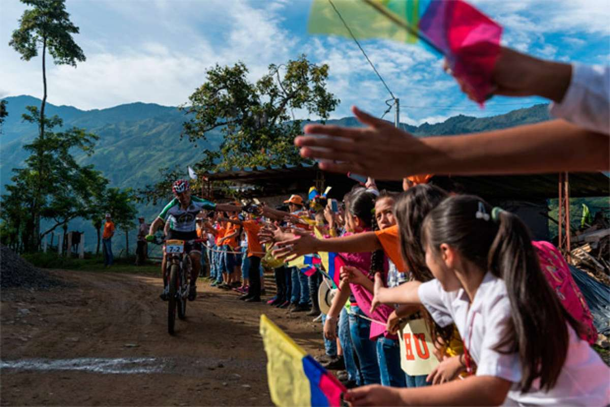 En TodoMountainBike: Tráiler promocional de La Leyenda del Dorado 2017, la prueba MTB más dura de Colombia