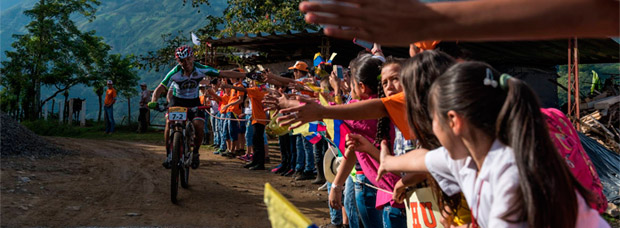 Tráiler promocional de La Leyenda del Dorado 2017, la prueba MTB más dura de Colombia