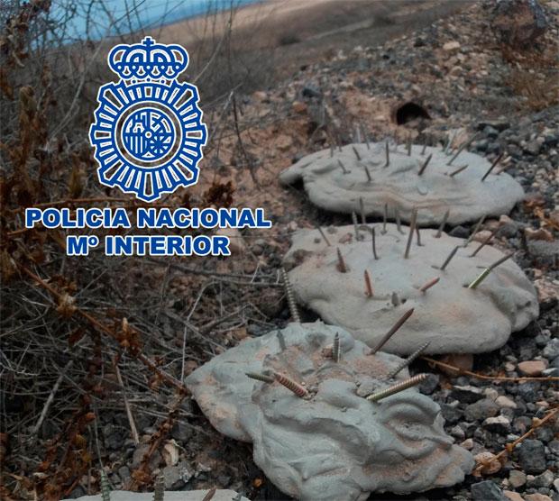 En TodoMountainBike: Dos mujeres de 59 y 70 años detenidas en Fuerteventura por colocar trampas con clavos en una pista de tierra