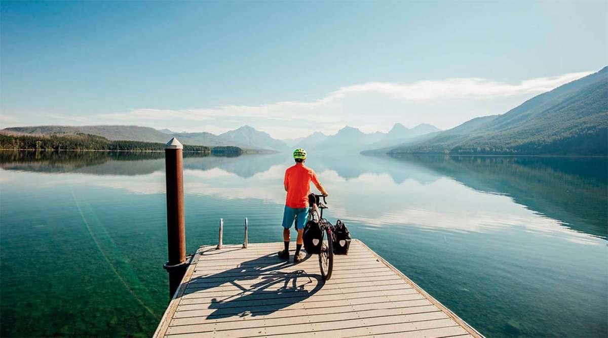 Trek 920 de 2018, una bicicleta polivalente para disfrutar de grandes aventuras cicloturistas
