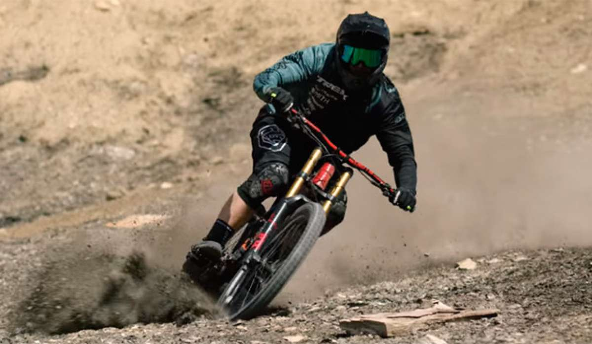 Trek C3 Project: sobrenatural sesión de Freeride con Tom van Steenbergen