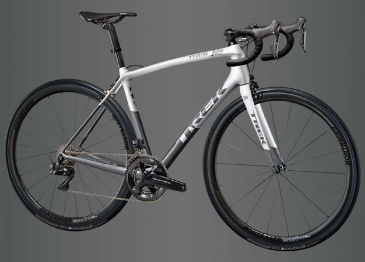 Disponible la edición limitada Trek Émonda SLR Grande Alberto en Project One