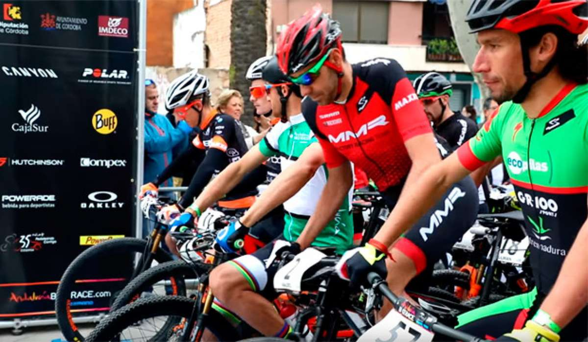 Última etapa de la Andalucía Bike Race 2017 con el MMR Factory Racing Team