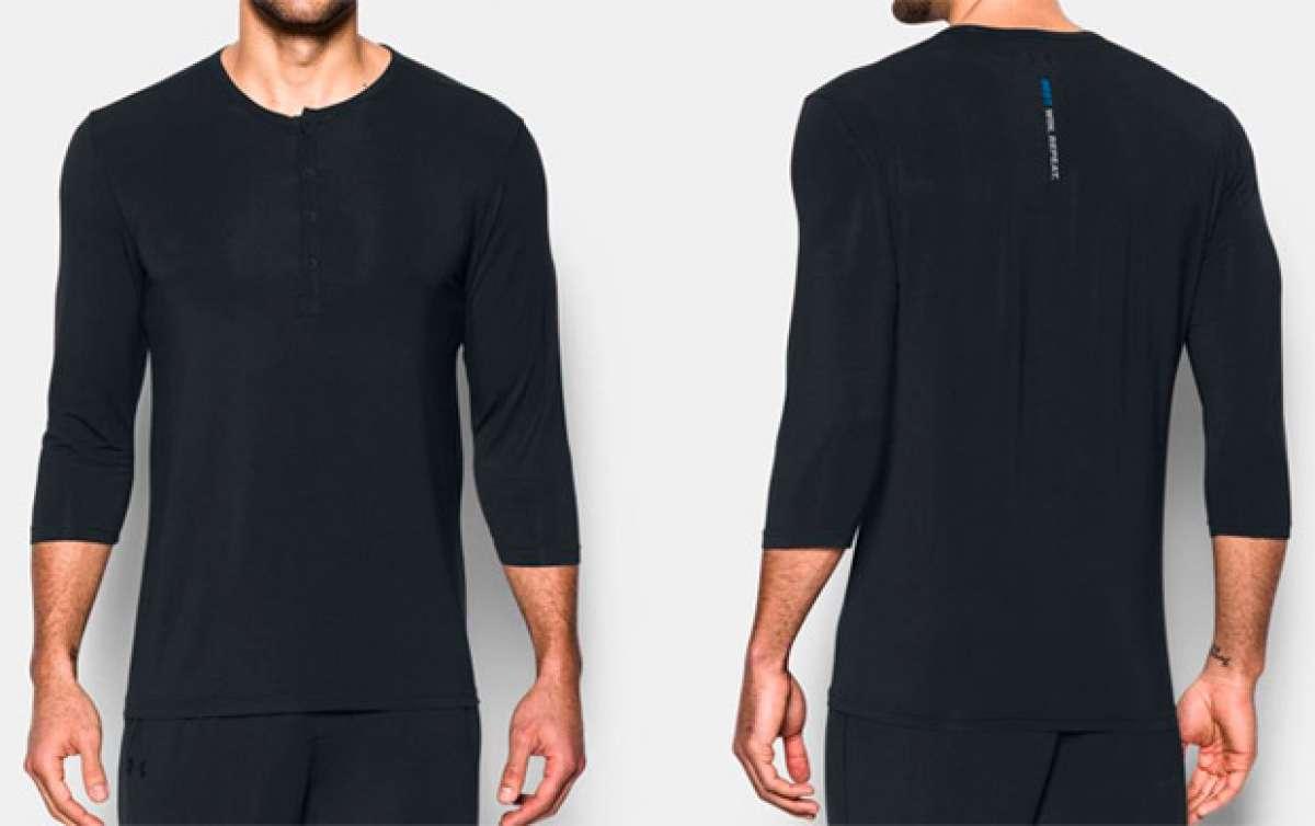 Under Armour Recovery, una línea de ropa para recuperar el cuerpo del ejercicio mientras dormimos