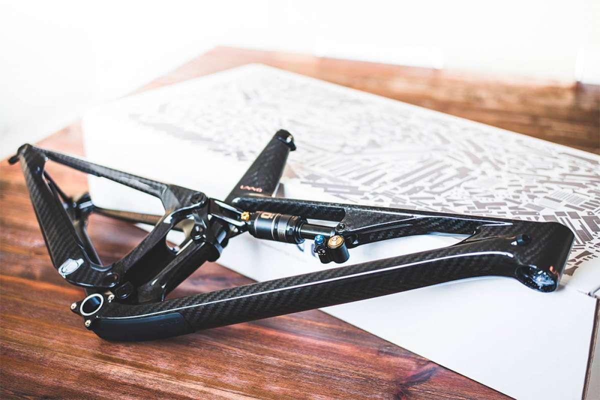Edición limitada de 25 unidades para la UNNO Dash, la primera bicicleta a la venta de la marca de César Rojo