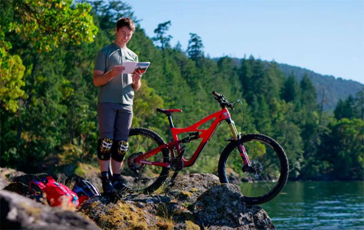 En TodoMountainBike: Rodando por los senderos de la isla de Vancouver con Jeff Kendall-Weed
