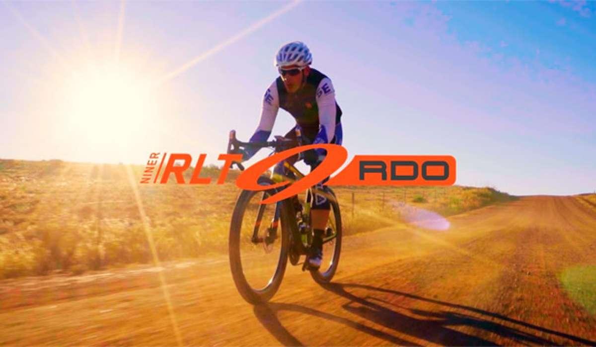 La nueva Niner RLT 9 RDO de 2017 en acción