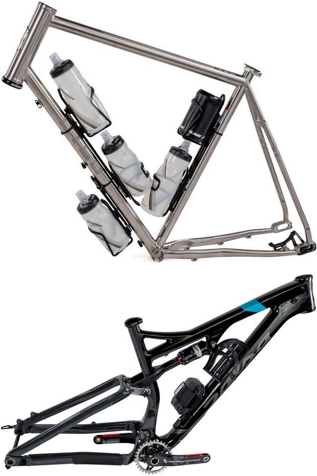 Wolf tooth b rad un sistema modular para acoplar m s - Anclaje para bicicletas ...