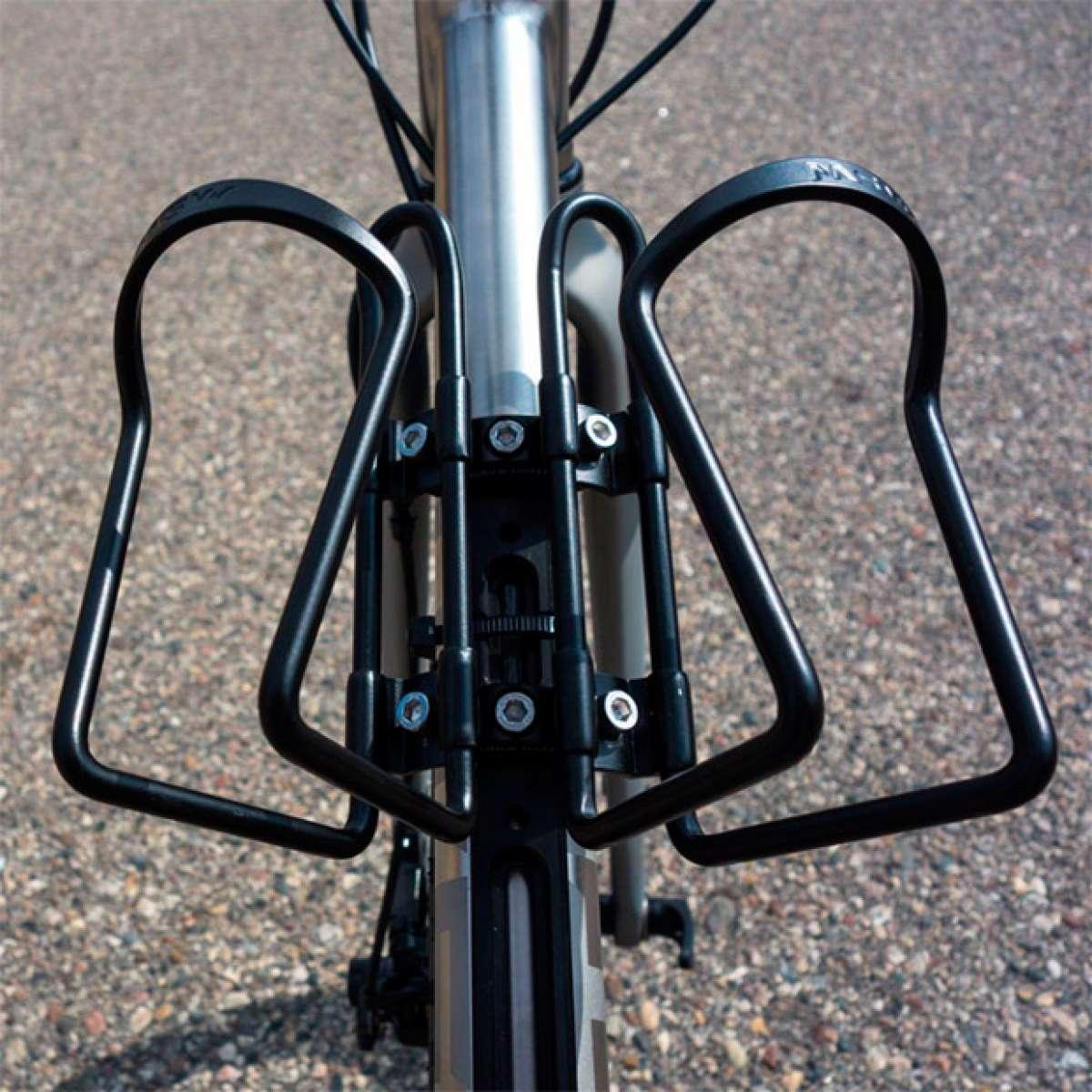 Wolf Tooth B-RAD, un sistema modular para acoplar más portabidones y accesorios en la bicicleta