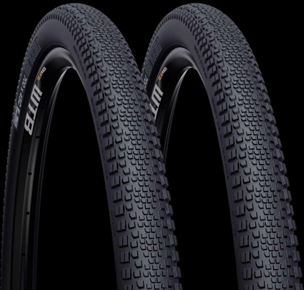 WTB Riddler 45c, más anchura y más ventajas para el neumático todocamino de la marca