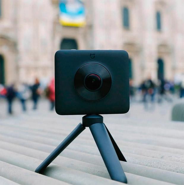 En TodoMountainBike: Mi 360º Panoramic Camera, la nueva cámara de acción inmersiva de Xiaomi