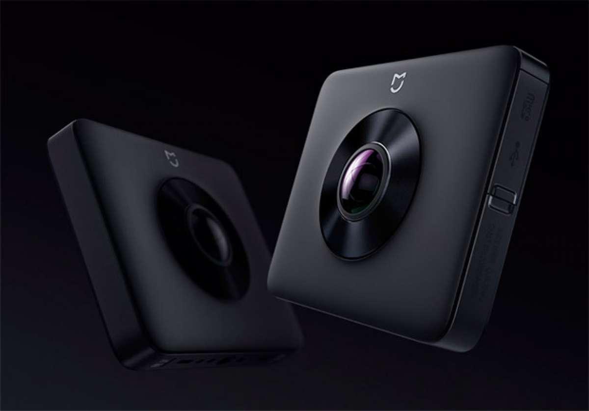 Mi 360º Panoramic Camera, la nueva cámara de acción inmersiva de Xiaomi
