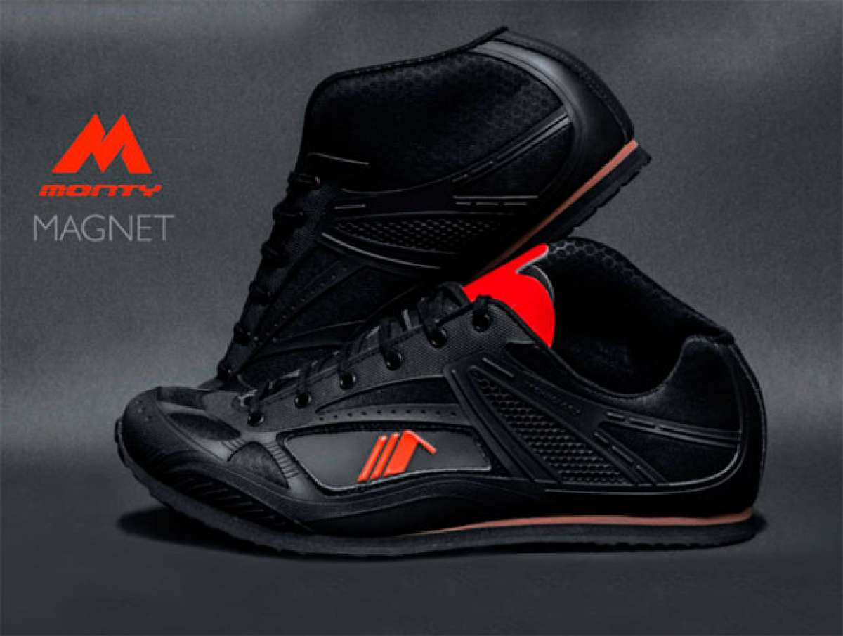 Monty Magnet, las zapatillas perfectas para los amantes del Bike Trial