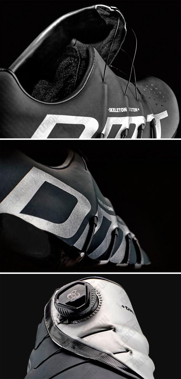 En TodoMountainBike: Zapatillas DMT RS1 2017, con el más avanzado sistema de ajuste envolvente del mercado