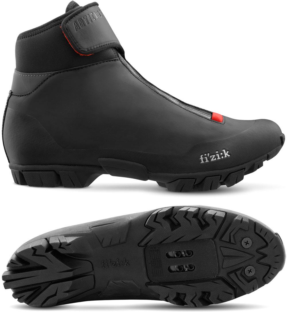 En TodoMountainBike: Fi'zi:k Artica X5, el calzado de invierno con el que decir adiós a los pies fríos y mojados