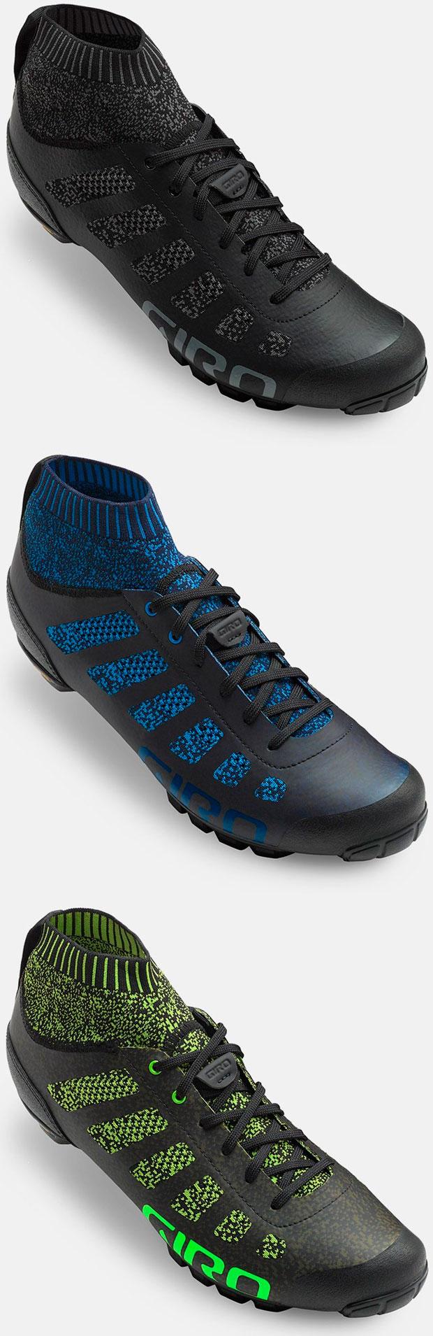 En TodoMountainBike: Giro Empire VR70 Knit, un nuevo concepto de zapatillas para ciclistas de montaña