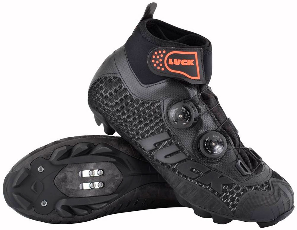 En TodoMountainBike: Luck Artico, zapatillas de alto rendimiento para mantener los pies abrigados y secos en invierno