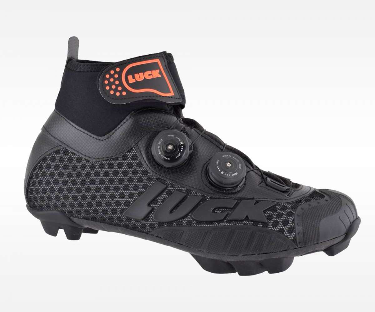 Luck Artico, zapatillas de alto rendimiento para mantener los pies abrigados y secos en invierno