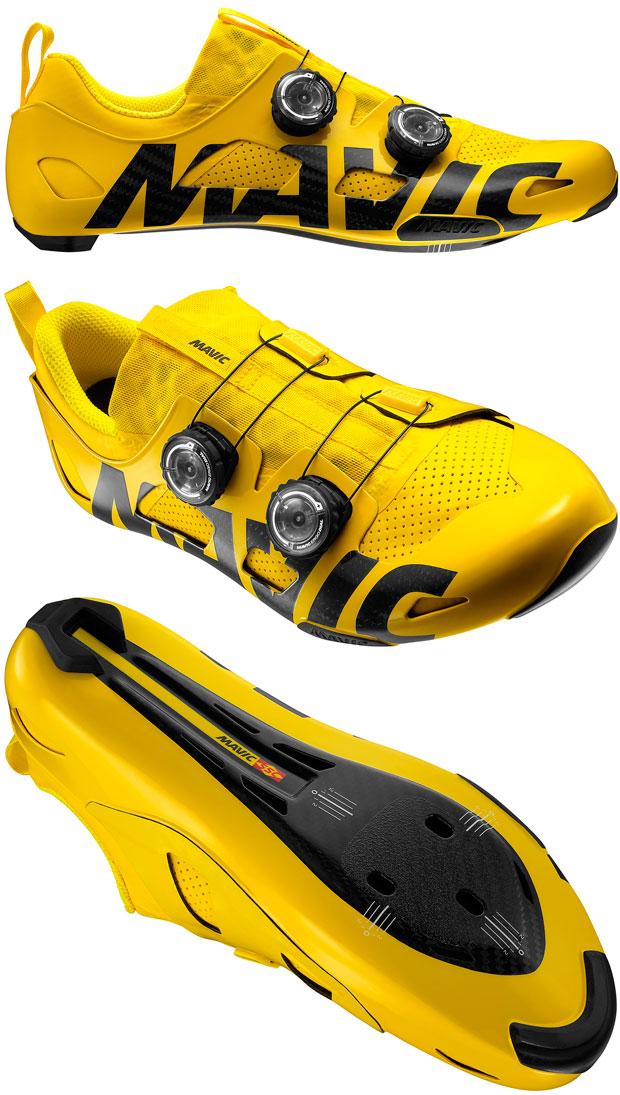 En TodoMountainBike: Edición limitada en color amarillo para las zapatillas Mavic Comete Ultimate, y más colores para los botines