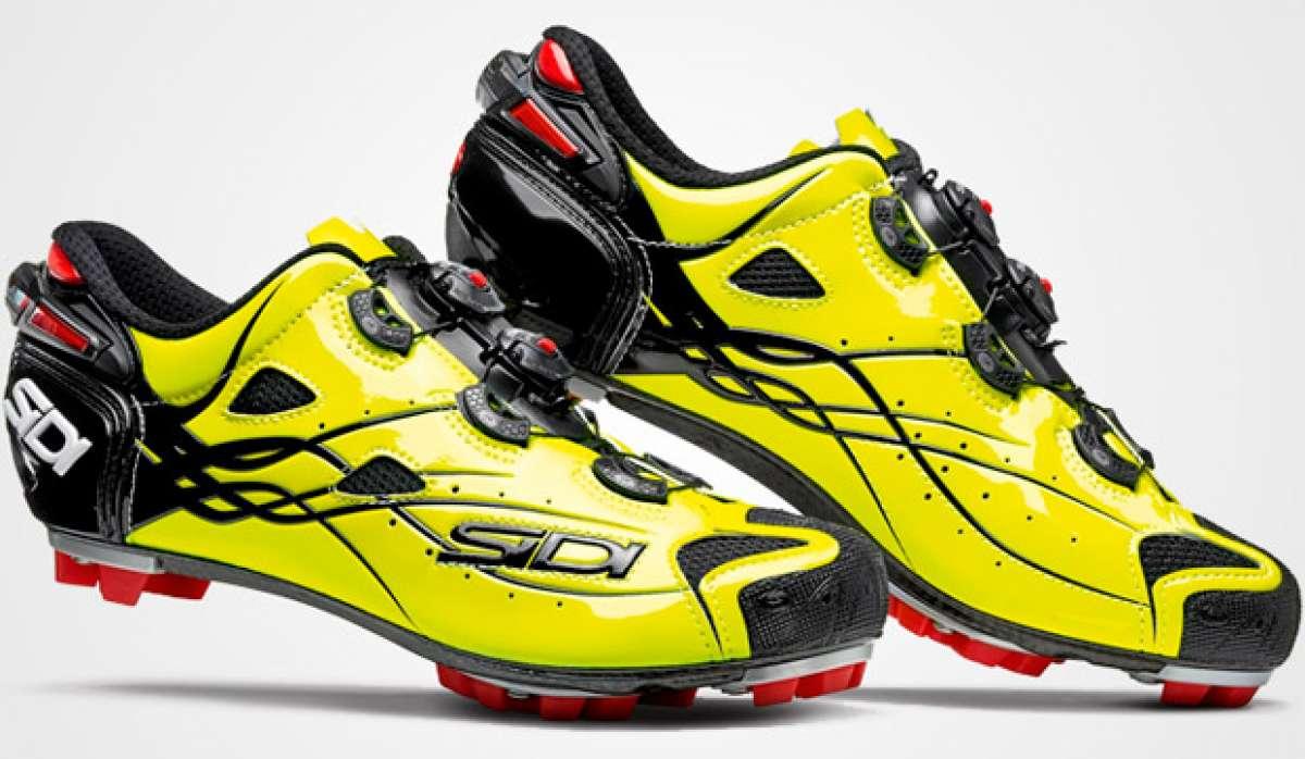 En TodoMountainBike: Sidi MTB Tiger, unas zapatillas de alto rendimiento que brillan en la oscuridad