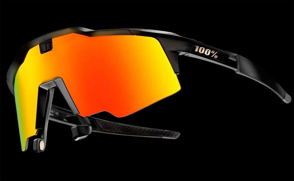 En TodoMountainBike: Respiración nasal perfecta con las gafas 100% Speedcraft Air