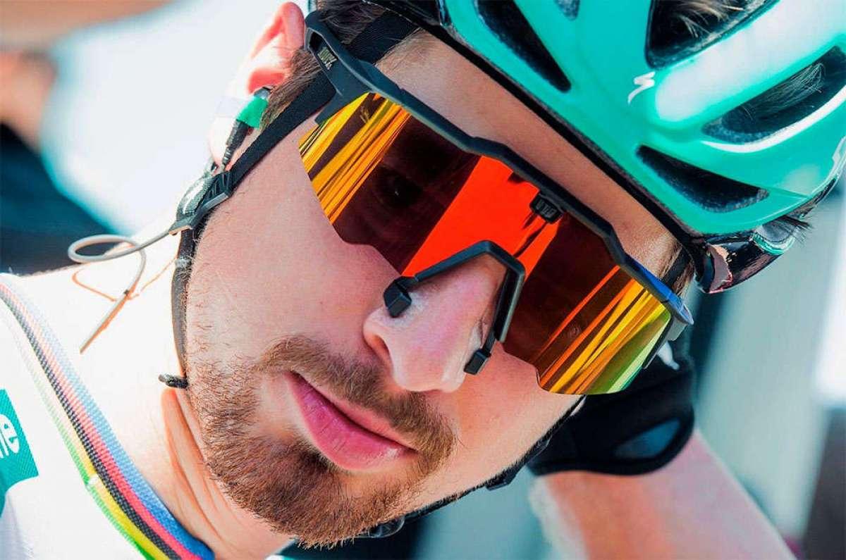 Respiración nasal perfecta con las gafas 100% Speedcraft Air