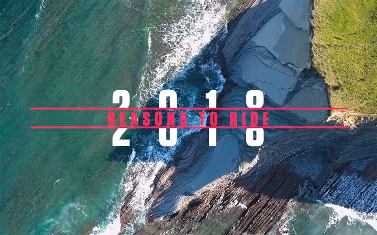 En TodoMountainBike: 2018 razones para rodar, según Orbea