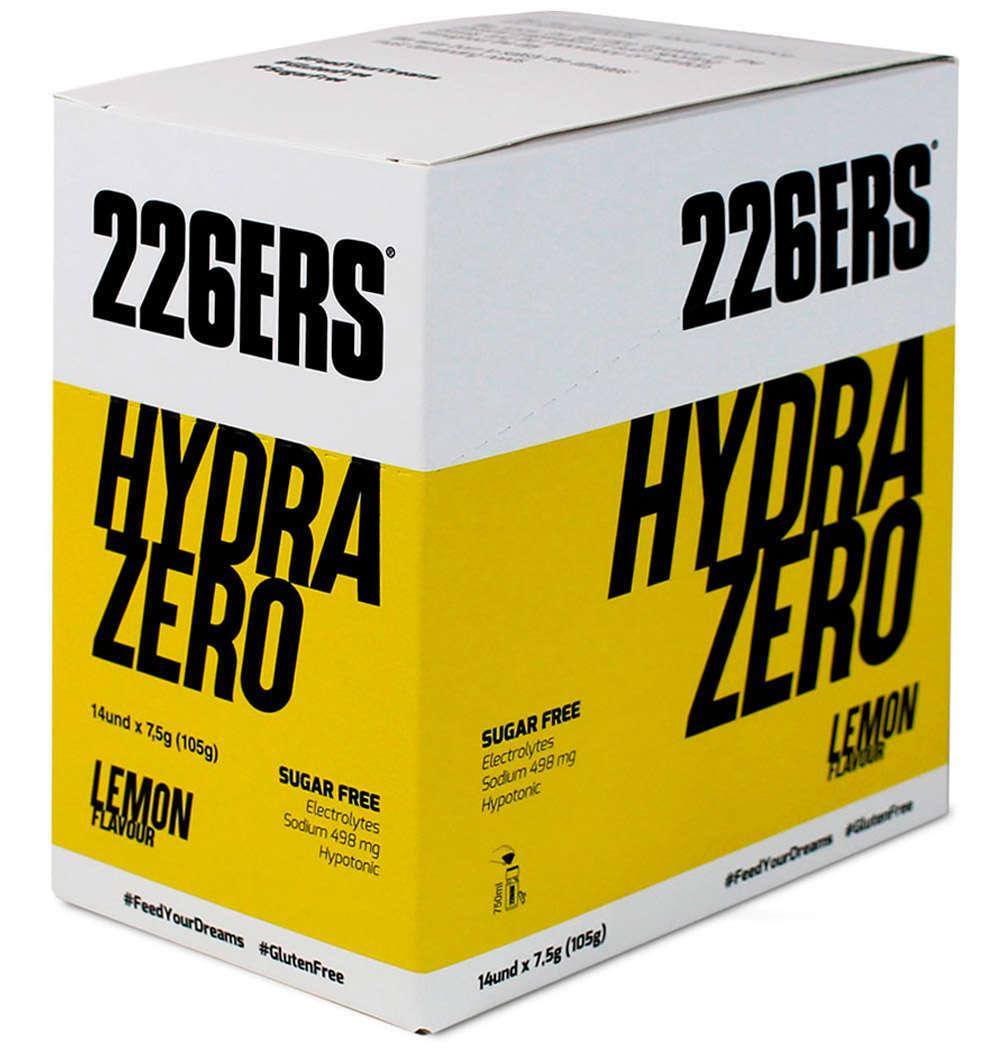 En TodoMountainBike: 226ERS lanza Hydrazero, una bebida hipotónica para recuperar sales minerales sin sumar calorías