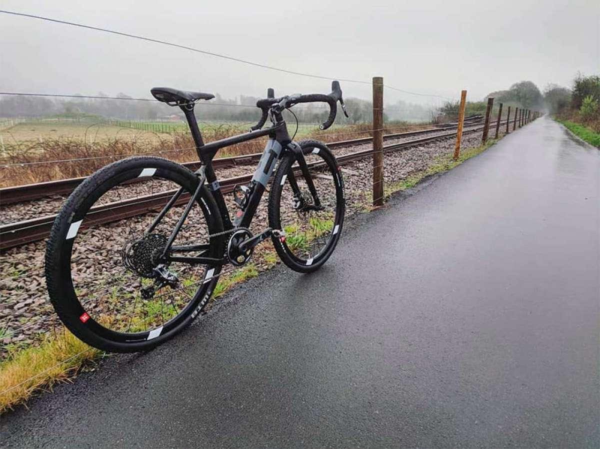 3T Exploro FlatMount, una bicicleta aerodinámica preparada para volar sobre la carretera y las pistas de tierra