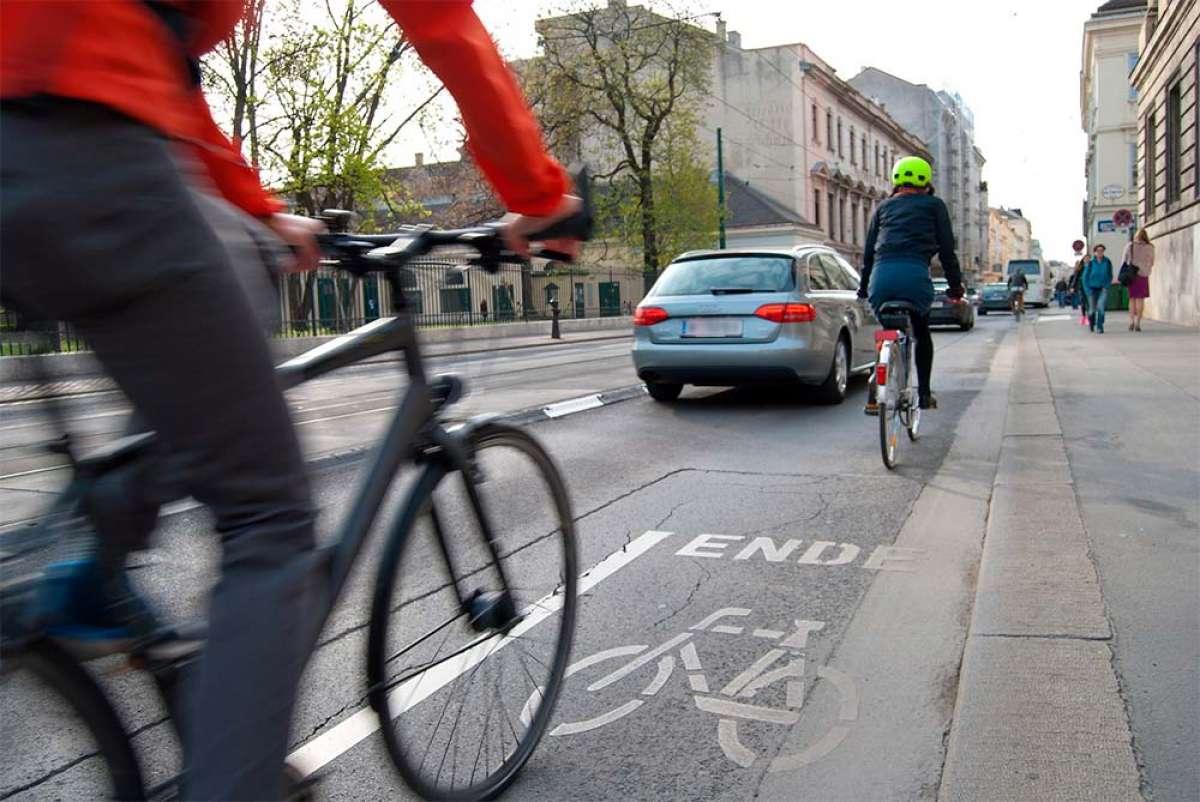 Los cinco accidentes más comunes entre ciclistas y conductores y la forma de prevenirlos