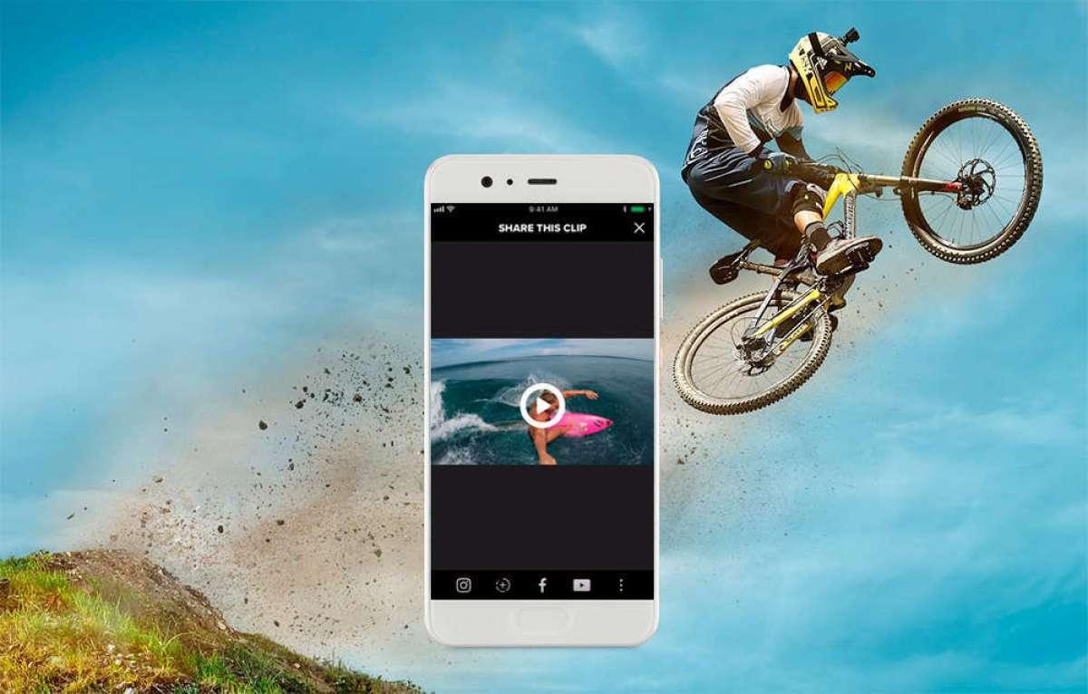 La aplicación de GoPro se actualiza para publicar en Instagram Stories de forma rápida y sencilla