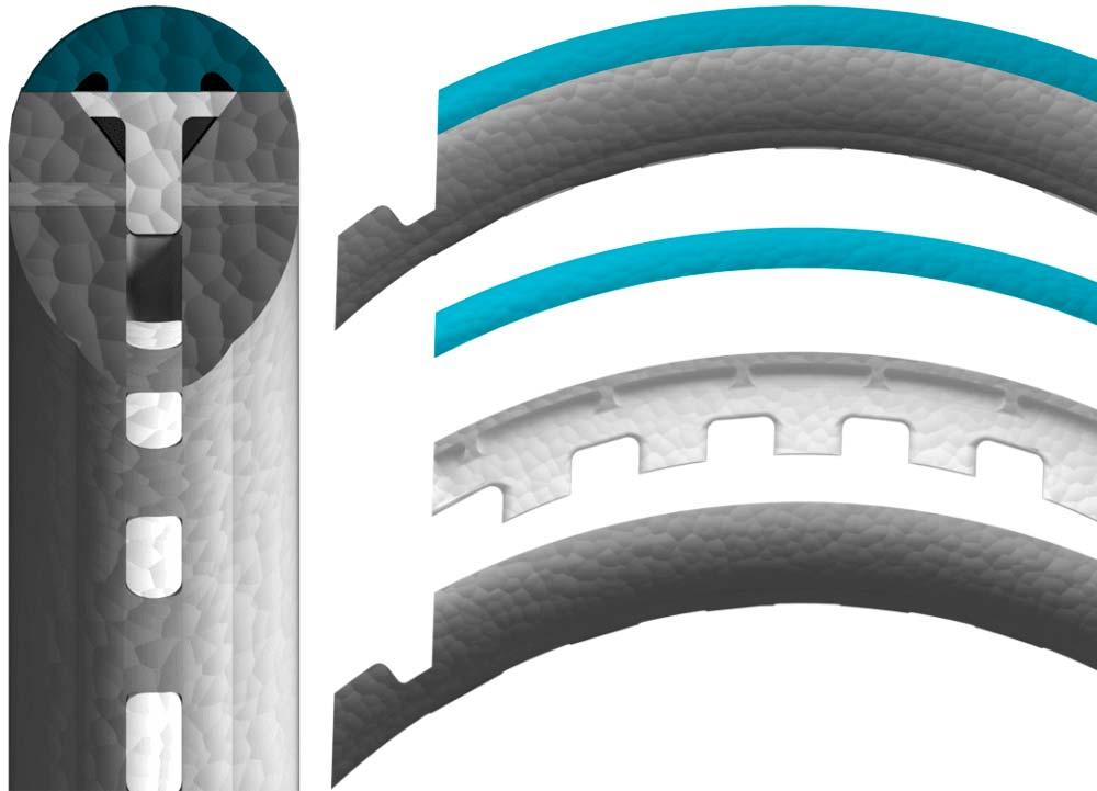 En TodoMountainBike: Air Fōm, un sistema 'mousse' para no tener que hinchar las ruedas nunca más