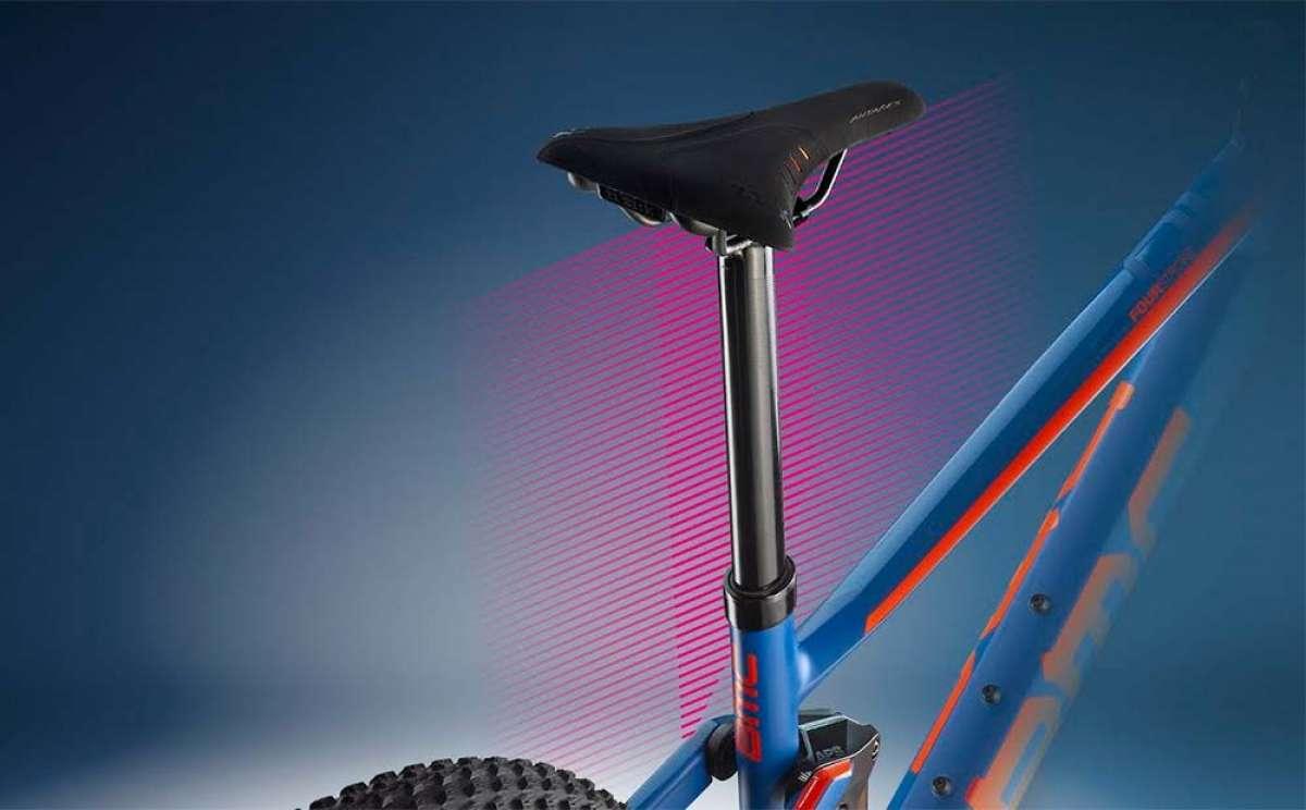 Así se ajusta y realiza el mantenimiento de la tija telescópica integrada BMC RAD