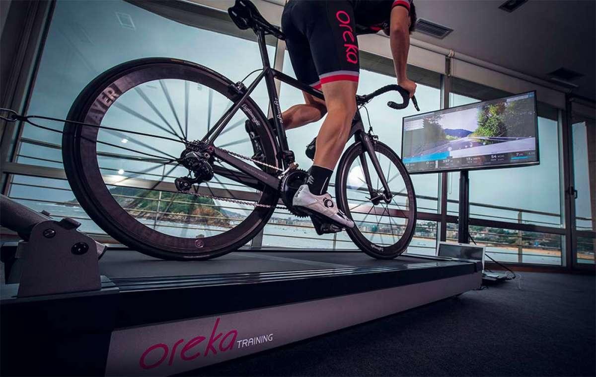 En TodoMountainBike: El avanzado rodillo Oreka Training llega a España de la mano de Alpcross