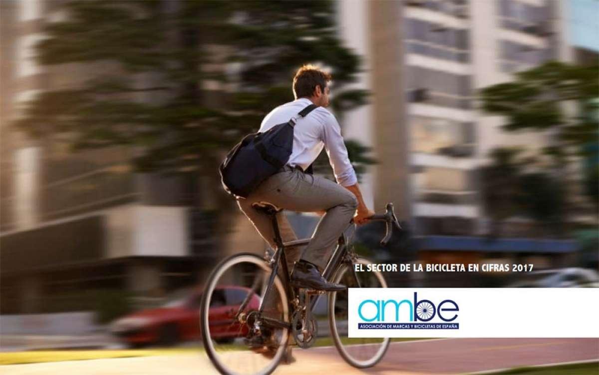 AMBE presenta su cuarto estudio de mercado: el sector de la bicicleta en España durante 2017
