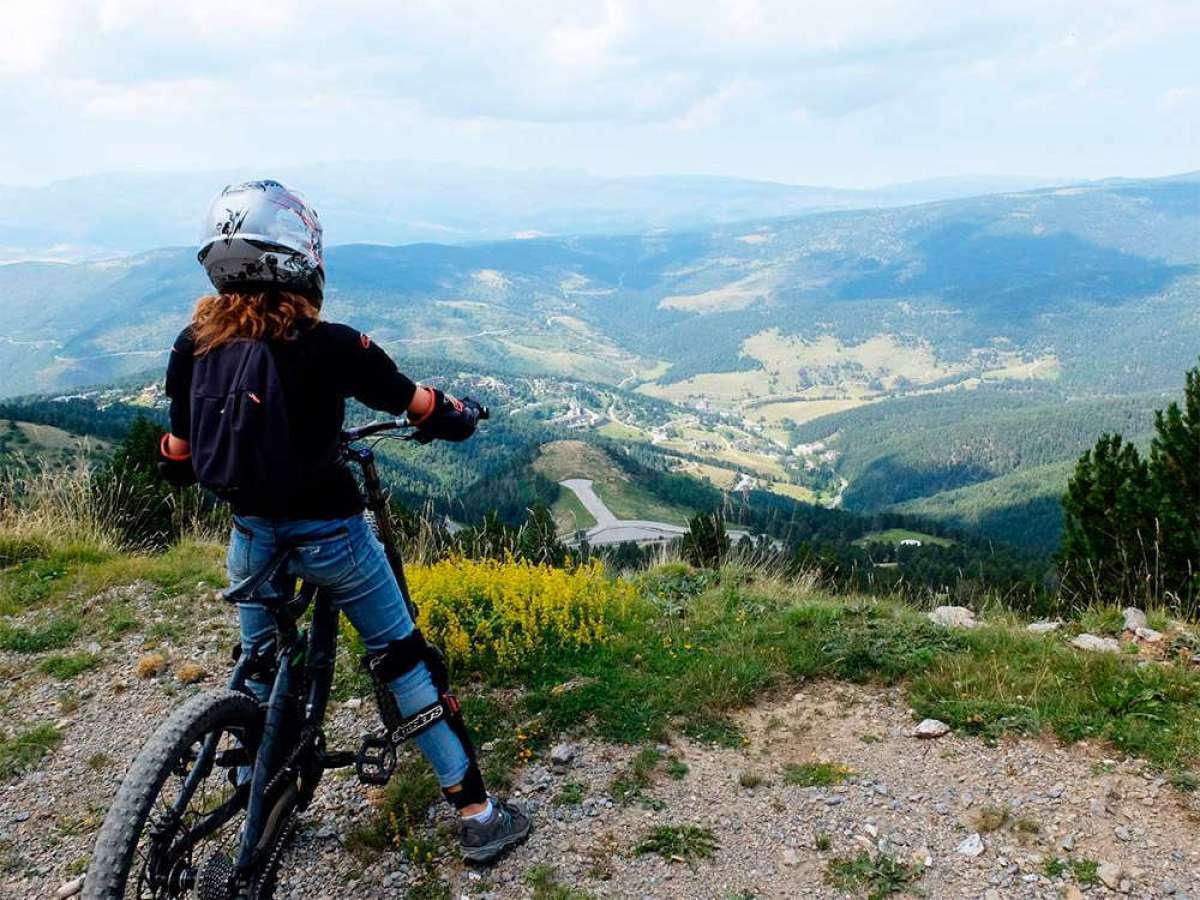 El Bike Park de La Molina calienta motores: abre puertas a partir del 2 de junio