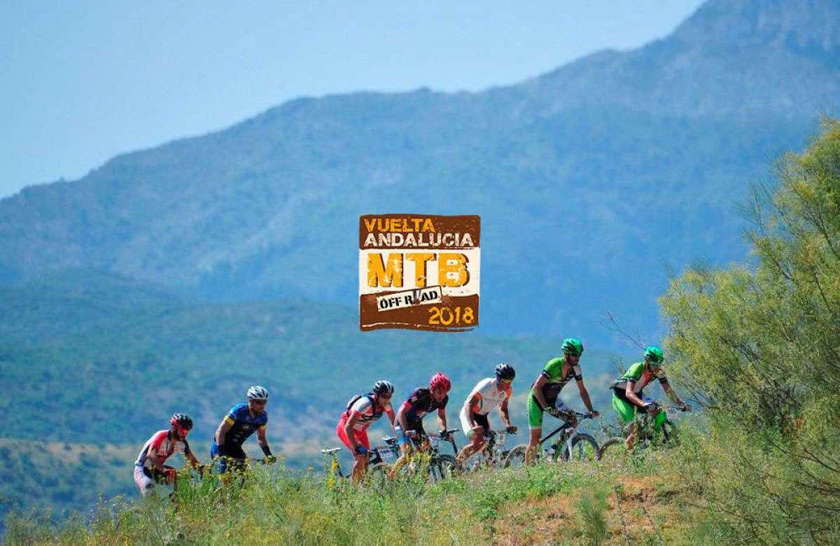 En TodoMountainBike: Apertura de inscripciones para la Vuelta Andalucía MTB 2018