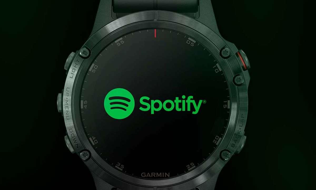 Los relojes Garmin fēnix 5 Plus estrenan compatibilidad con Spotify