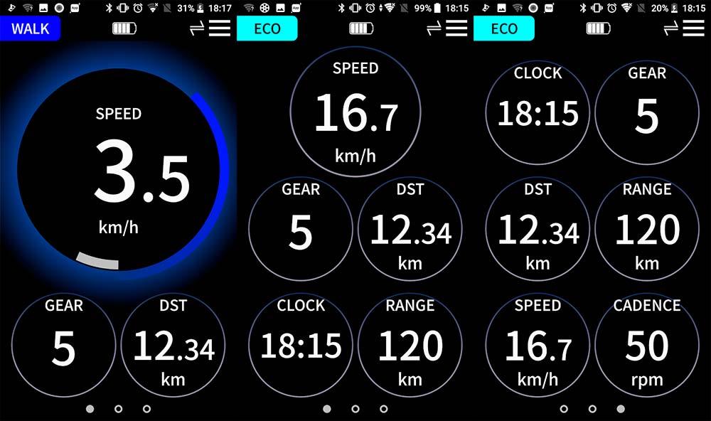 En TodoMountainBike: Shimano lanza la app e-Tube Ride: un ciclocomputador virtual compatible con todos los motores Steps