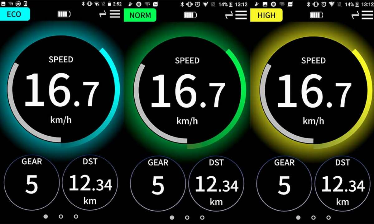 Shimano lanza la app e-Tube Ride: un ciclocomputador virtual compatible con todos los motores Steps