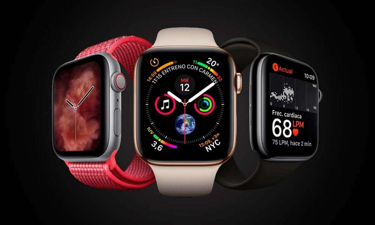 Apple Watch Series 4, el primer reloj inteligente certificado para realizar electrocardiogramas