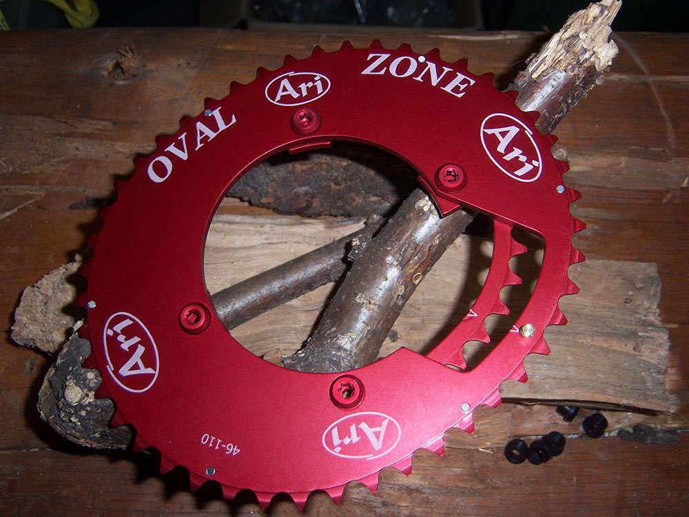 En TodoMountainBike: Aribike presenta una gama de platos de ciclocross para grupos Shimano Dura Ace R9100 y Ultegra R8000