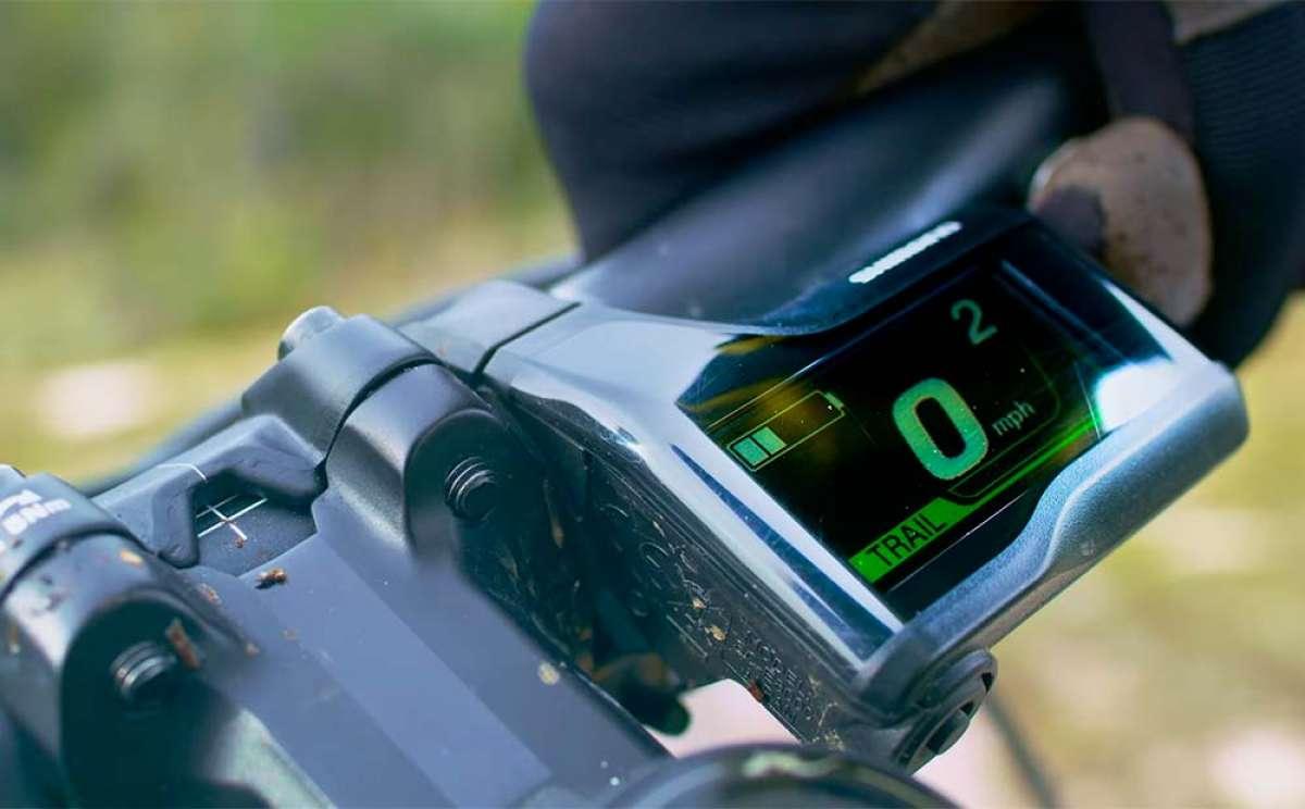 ¿Qué autonomía tienen las bicicletas eléctricas equipadas con el sistema Shimano Steps?