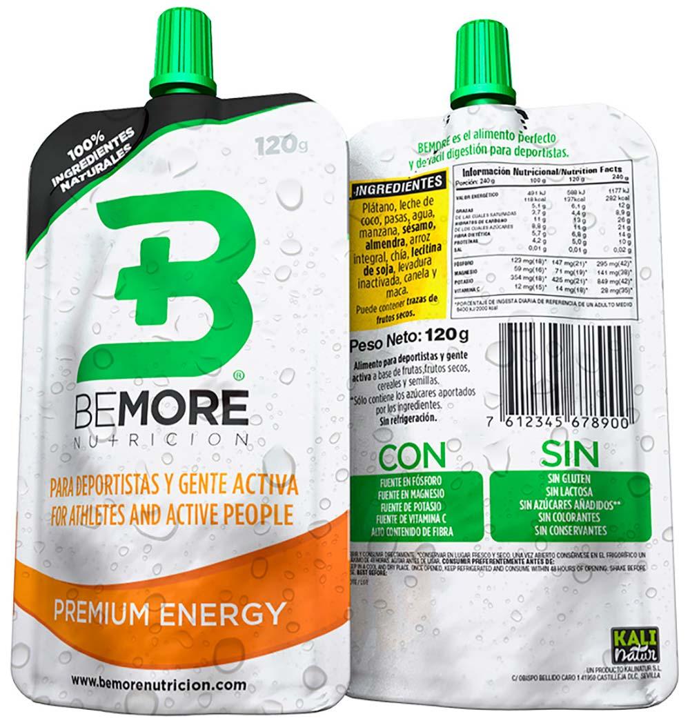 En TodoMountainBike: BeMore, la energía de 12 superalimentos en un batido listo para consumir antes de una actividad física