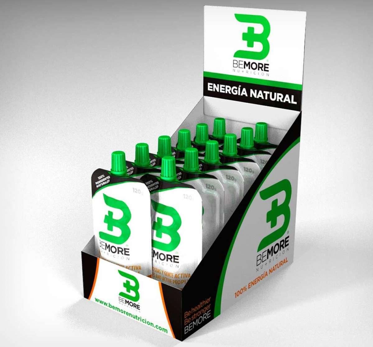 BeMore, la energía de 12 superalimentos en un batido listo para consumir antes de una actividad física
