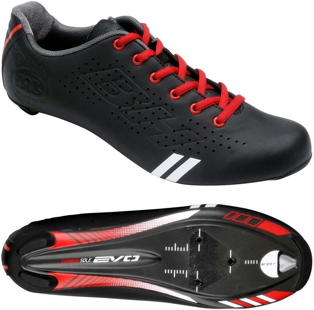 En TodoMountainBike: BH EVO Vintage, unas zapatillas de estética clásica para ciclistas amantes del asfalto