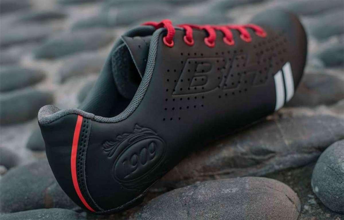 BH EVO Vintage, unas zapatillas de estética clásica para ciclistas amantes del asfalto