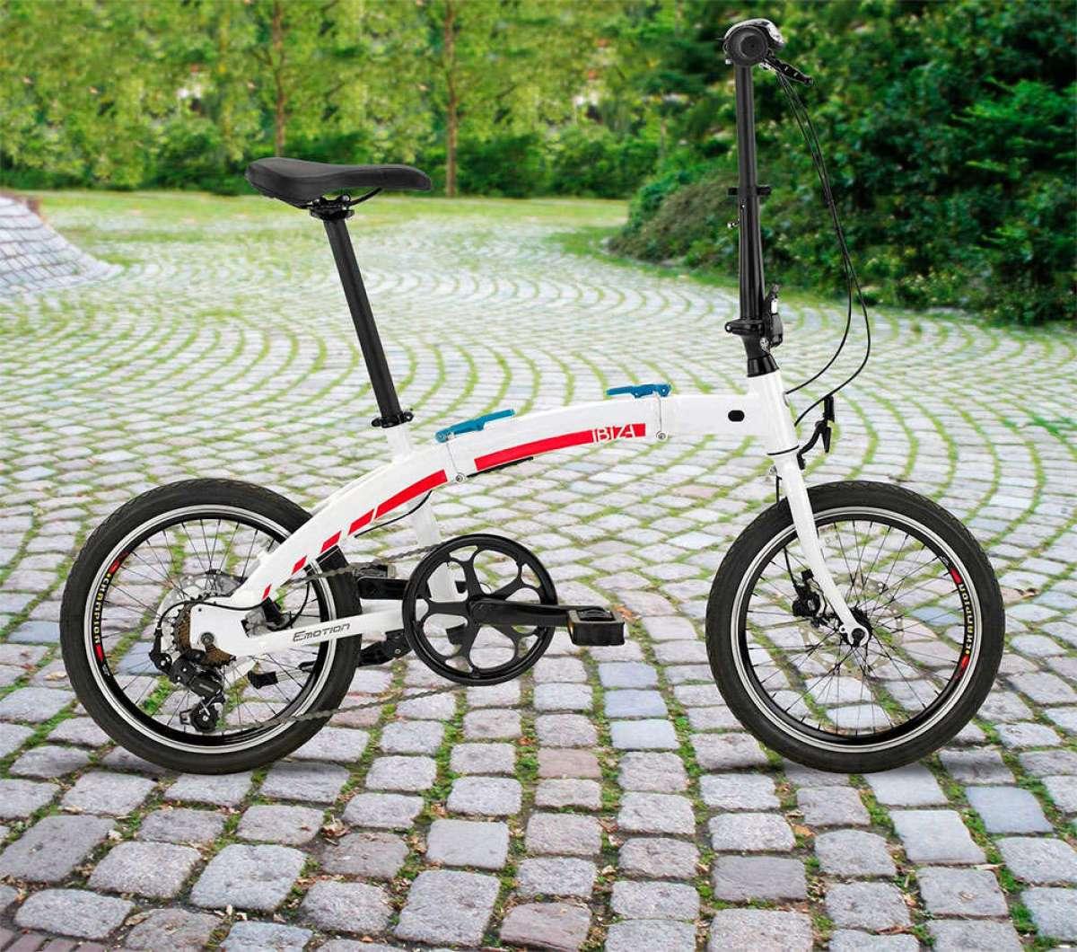 BH Ibiza 2018, una bicicleta plegable (con sistema rápido patentado) perfecta para desplazamientos urbanos