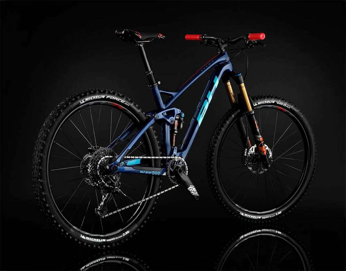 BH Lynx 5 Carbon, una máquina con dos versiones diferentes para dominar los segmentos del Trail y el Enduro