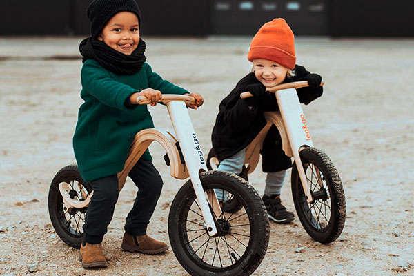 Leg & Go, una bicicleta multifuncional para niños de 6 meses a 6 años
